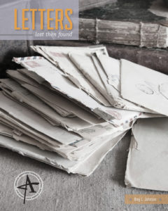 LETTERS lost then found Book Cover